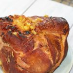 Instant Pot Pineapple Dijon Ham