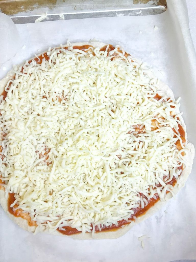 Stand Mixer Pizza Dough