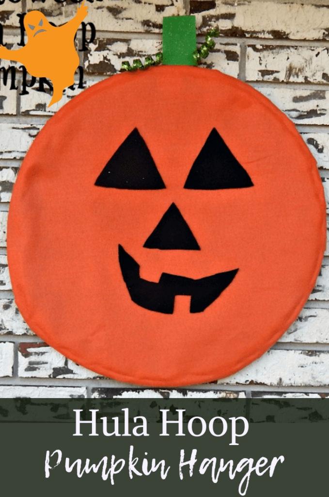 Hula Hoop Pumpkin