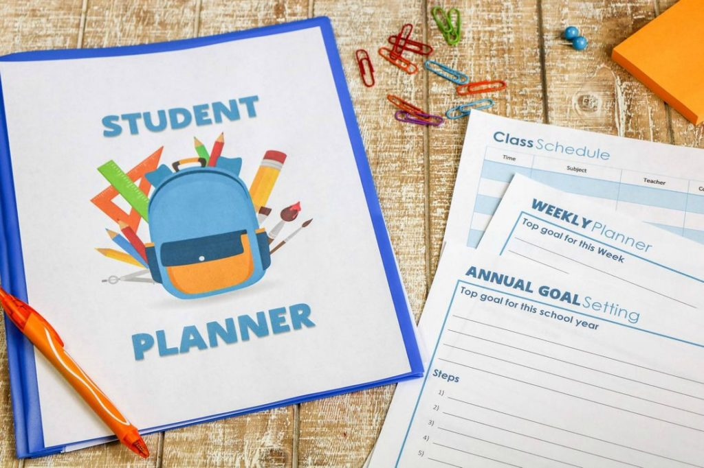 Student Planner Printable