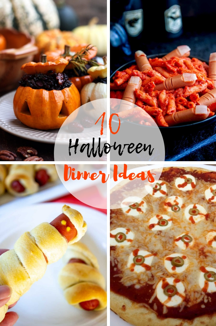 10 Halloween Dinner Ideas This Ole Mom
