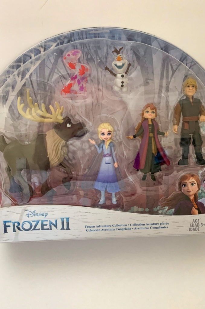 Frozen 2 Disney Characters