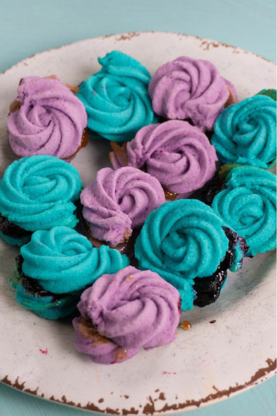 Disney Frozen Jam Cookies