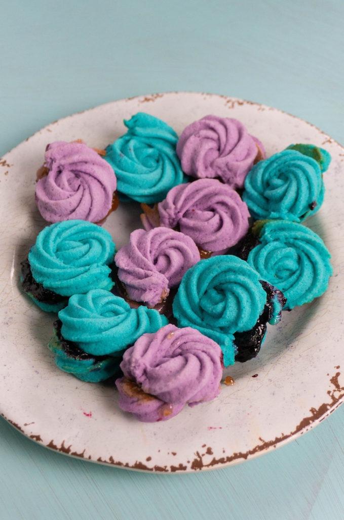 Disney Frozen Jam Cookies