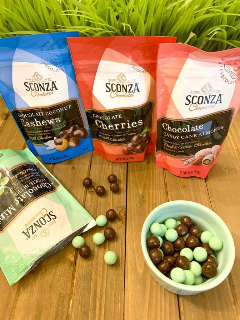 25 Random Acts Of Kindness Ideas and Sconza Chocolates