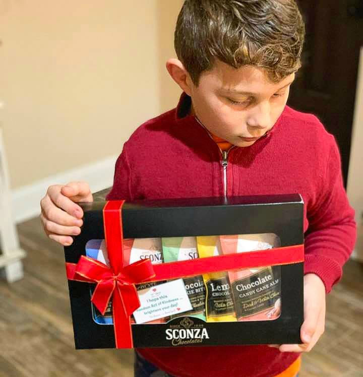 25 Random Acts Of Kindness and Sconza Chocolates