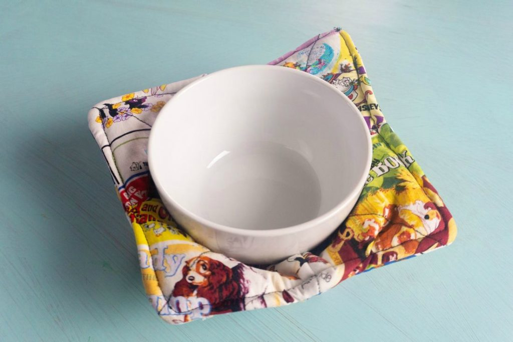 Disney Soup Bowl Cozy Image
