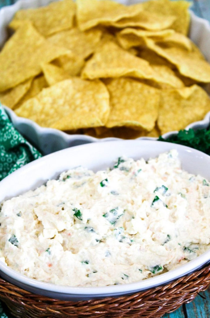 Cream Cheese Shrimp Dip