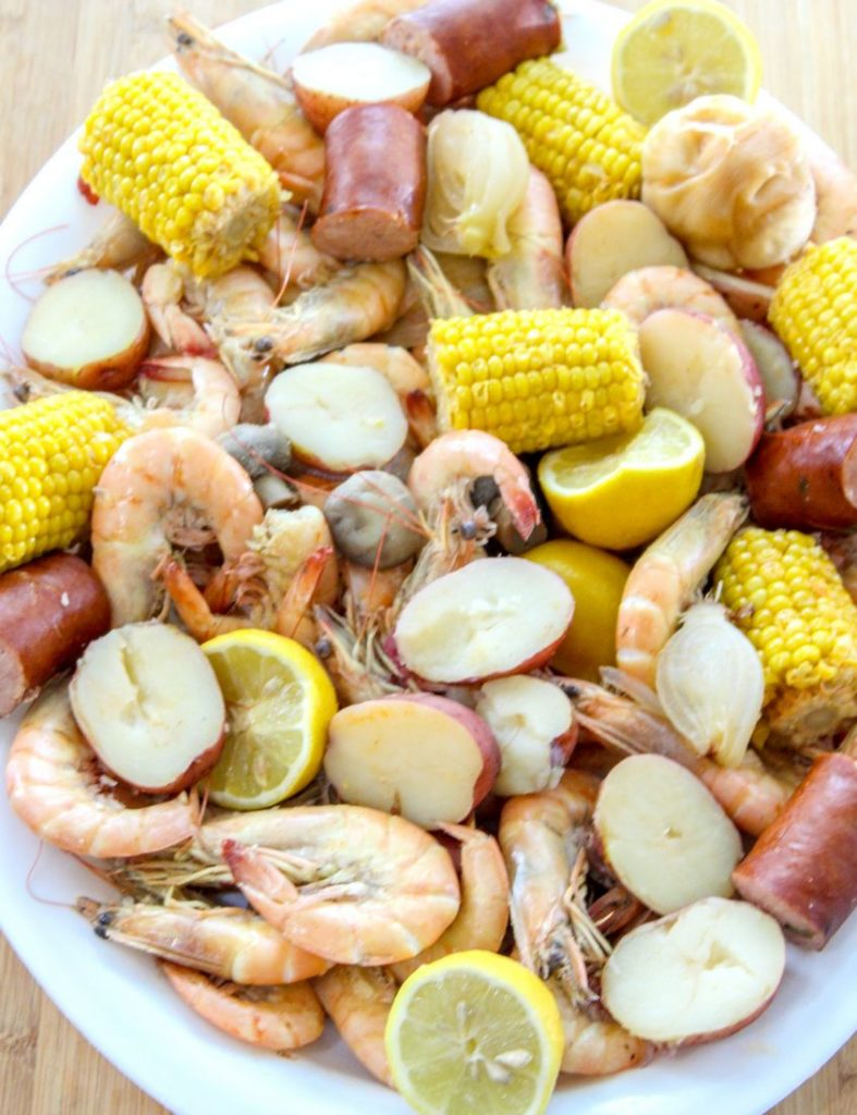 Shrimp Boil Recipe
