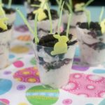 Easter Oreo Pudding Cups