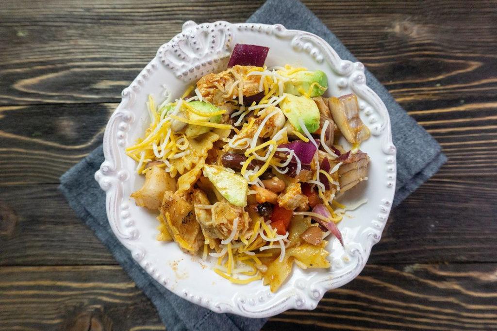 Chicken Taco Pasta Recipe